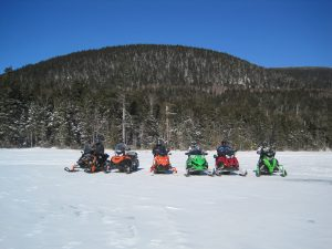 Maine's current snowmobile trail condition report.